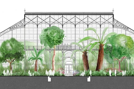 Nurturing Nature: Restoring the Temperate House at Kew