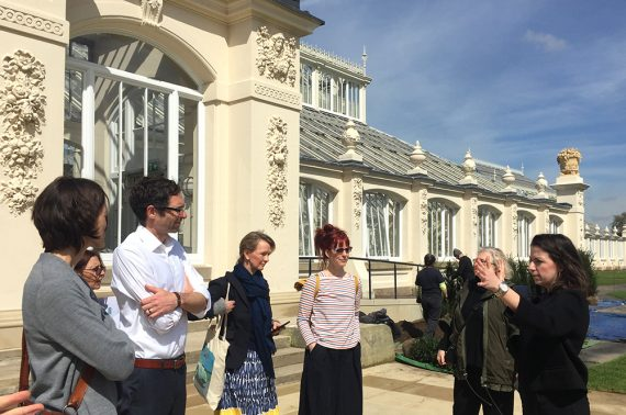 The restoration of Temperate House, Kew Gardens: what the media said