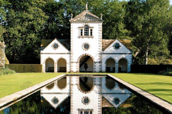Bodnant Gardens, Pin Mill