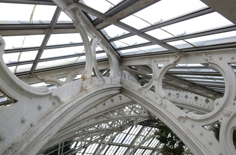 Temperate House before Restoration