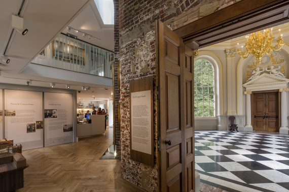 Two Insall projects named Civic Trust Award Regional Finalists