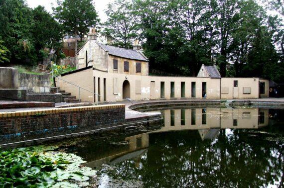 Restoration work to go ahead as Georgian lido receives HLF Heritage Grant