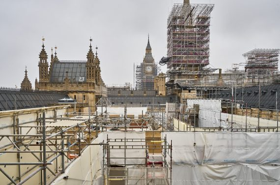Insall's Palace of Westminster work wins two accolades at the Stone Federation's Natural Stone Awards