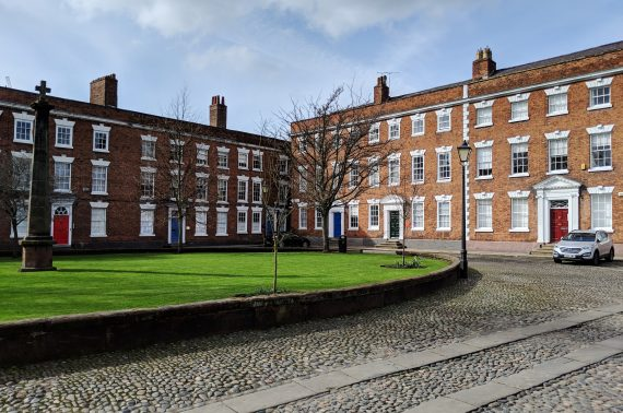 Consent granted for new special needs school in historic Chester city-centre buildings