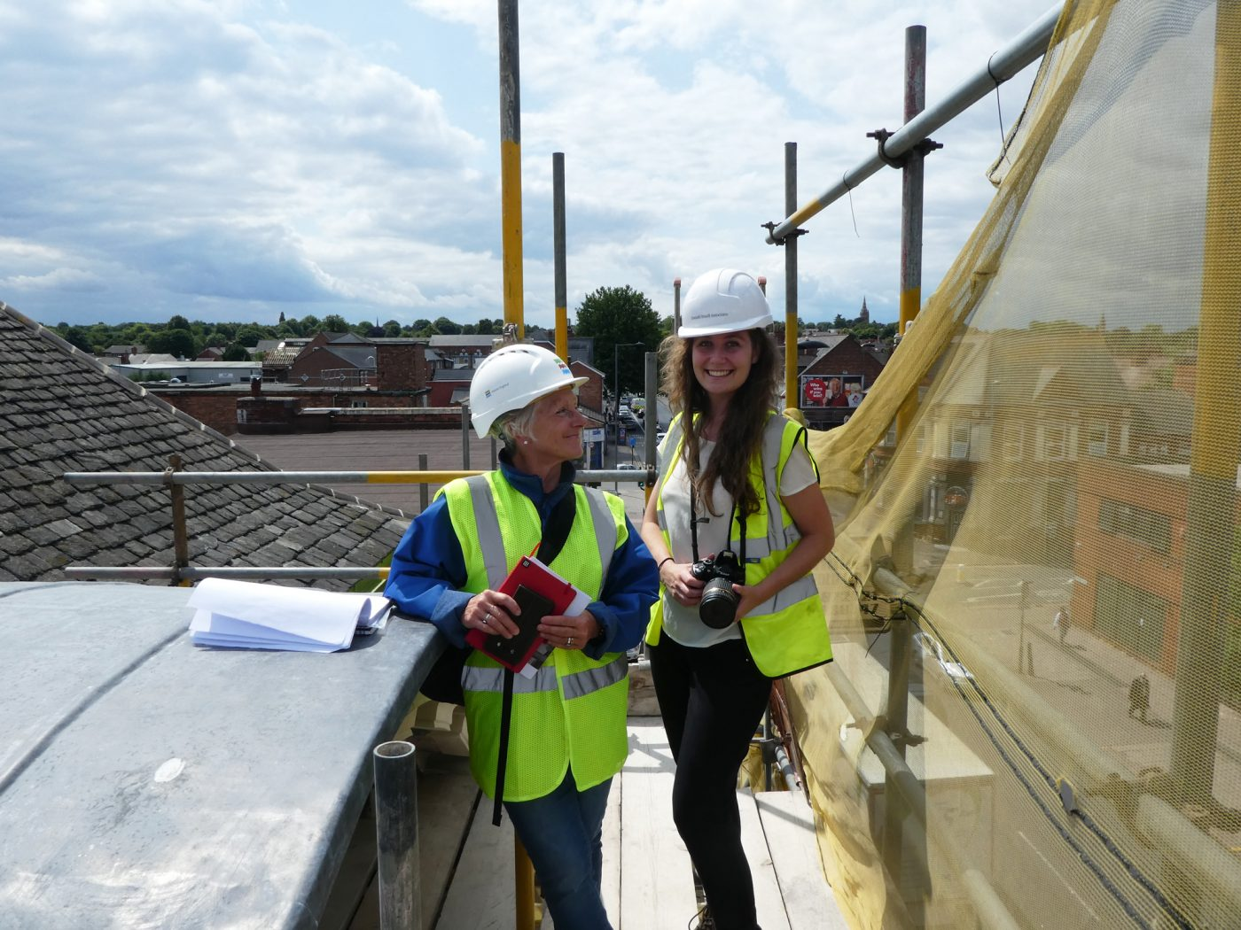 Architectural Assistant Libby Watts to feature in Women in Architecture exhibition