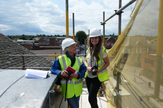 Birmingham Women in Architecture Exhibition to feature work of Insall Architectural Assistant