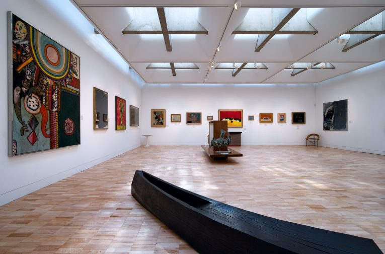 Donald Insall Associates restored the gallery to its original form with installation of new services and environmental controls in order to return it once again to use by the museum.