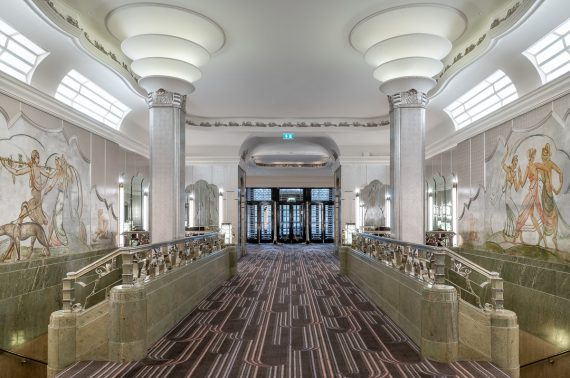 Sheraton Grand's Silver Gallery restoration celebrated at relaunch