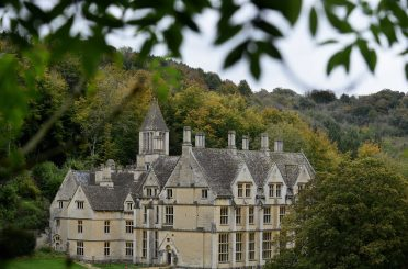 Insall has been working on various repair and conservation projects at Woodchester Mansion in Stroud