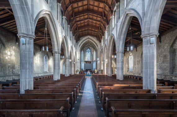 Bishop Latimer Memorial Church nave