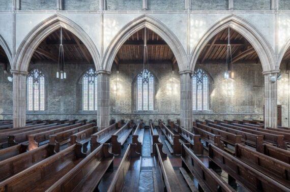 Bishop Latimer Memorial Church interior