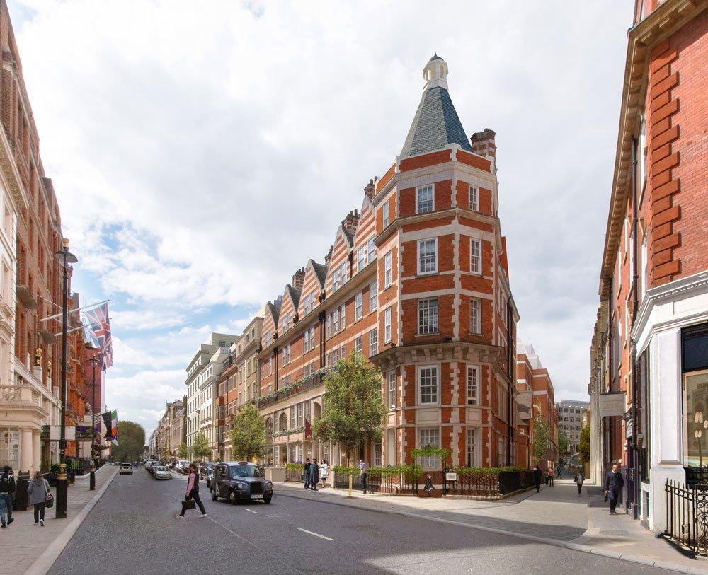 South Molton Triangle - New London Architecture